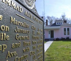 Cierran la casa de Muhammad Ali