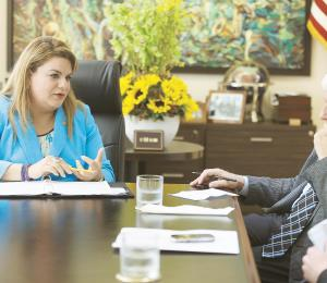 Jenniffer González confía en las zonas de inversión