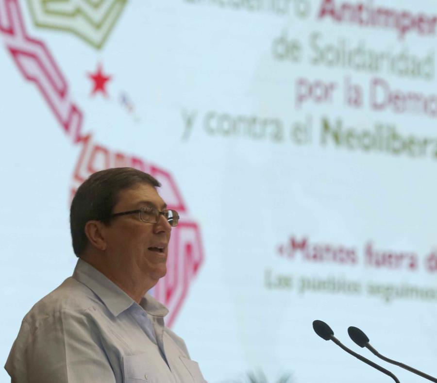 Bolivia acompañará a Cuba en su reclamo contra el bloqueo