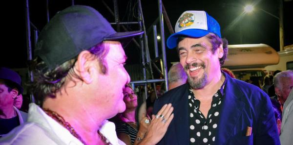 Benicio del Toro ya está en La Habana para el Festival Internacional del nuevo Cine Latinoamericano