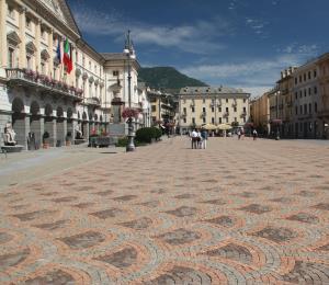 El Valle d'Aosta y Puerto Rico