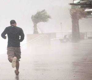 Irma y la marea ciclónica