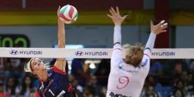 La realidad económica del país moldea el torneo de voleibol femenino