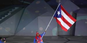 Así desfiló Puerto Rico en la apertura de los Juegos Panamericanos de Lima