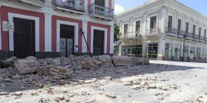 Así quedó Casa Vives en Ponce tras un terremoto de magnitud 5.9