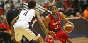 Puerto Rico cae ante Estados Unidos en el inicio de las ventanas de la AmeriCup 2021