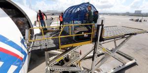 """Experto describe como un """"paso gigantesco"""" posible dispensa en carga aérea"""