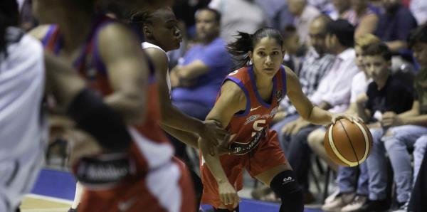 La Selección de baloncesto femenino domina a Bahamas en el Centrobasket
