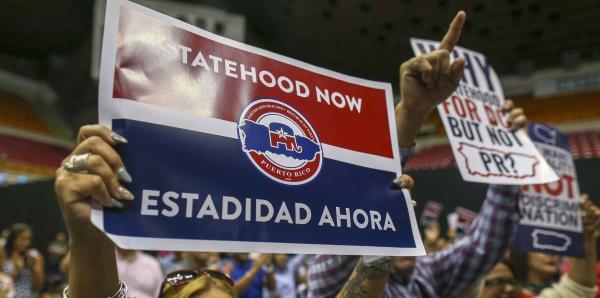 El tema del status llega a la sesión congresional de la Cámara federal en Puerto Rico