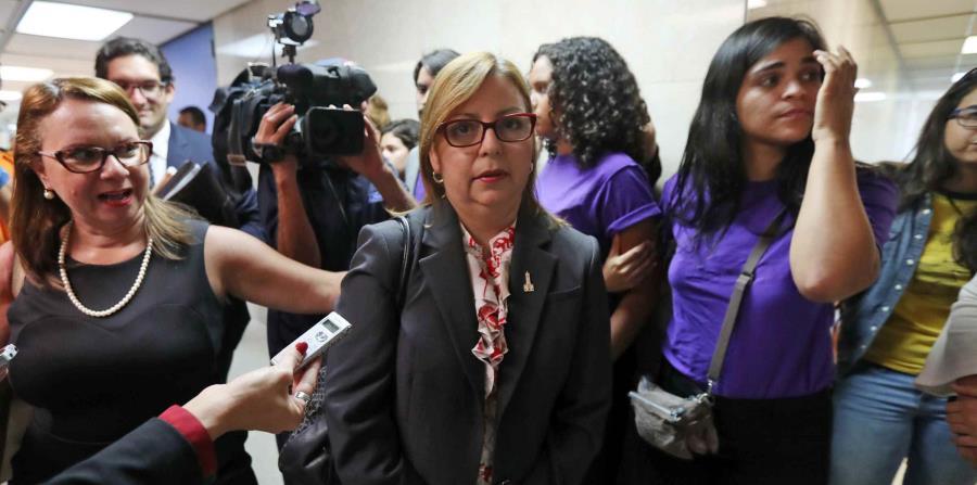Con su petición, Rivera Vega rechaza los esfuerzos que se realizan en la Legislatura para eliminar la Comisión para la Auditoría Integral de Crédito Público. (horizontal-x3)