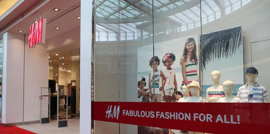 La tienda de H&M en Mall of San Juan, la primera de la cadena en la isla, inauguró en 2016 (horizontal-x3)