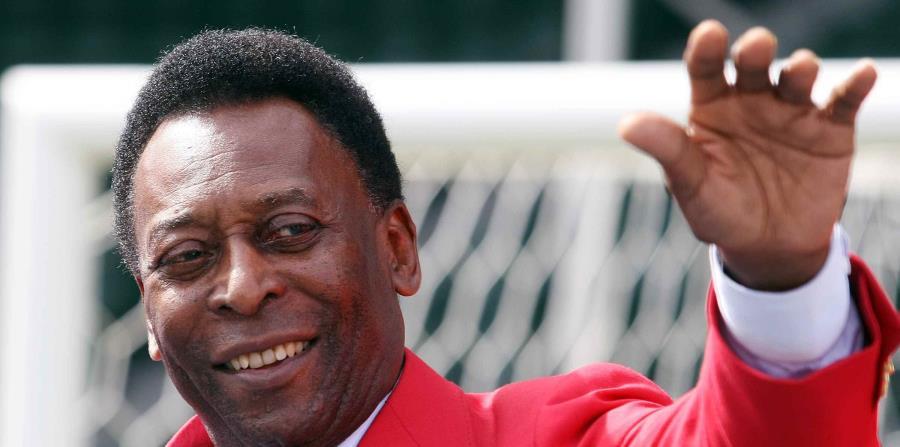 Antes de Pelé, el número 10 no tenía un significado especial en el fútbol. (horizontal-x3)