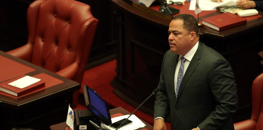 El senador del PNP, Carmelo Ríos (horizontal-x3)