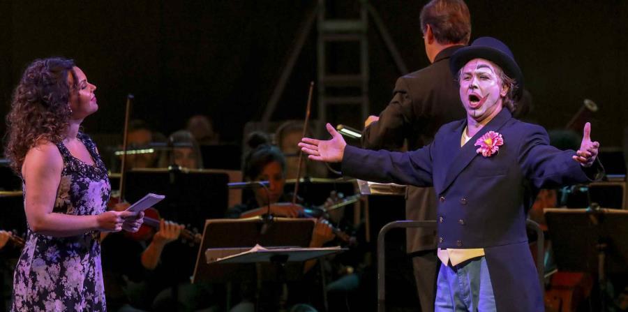 La opera Pagliacci con el tenor Roberto Alagna y la Soprano Aleksandra Kursak se presentó en el Centro de Bellas Artes. (horizontal-x3)
