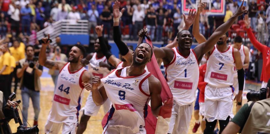 Puerto Rico abrirá su participación en el torneo de exhibición el 23 de agosto ante Turquía. (GFR Media) (horizontal-x3)