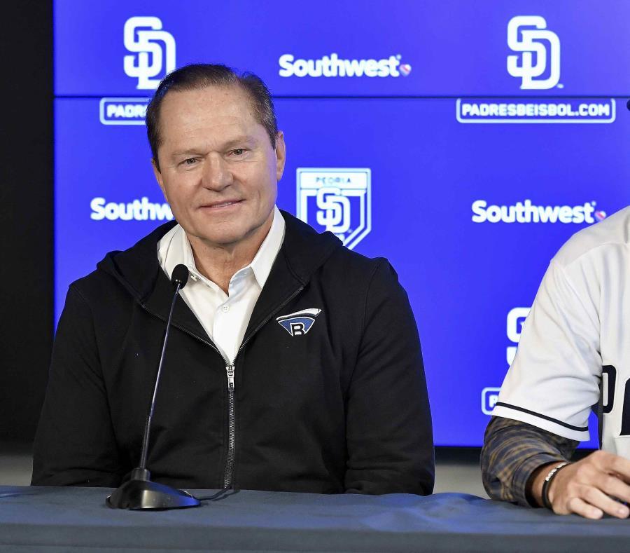 Scott Boras, agente de peloteros en las Grandes Ligas. (AP) (semisquare-x3)