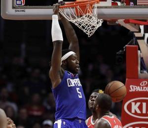 Clippers dominan a los Rockets