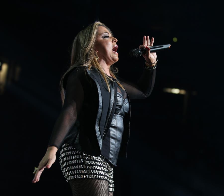 El concierto de Ednita Nazario se llevará a cabo el 17 de febrero en el Ponce Hilton Golf & Casino Resort. (GFR Media) (semisquare-x3)