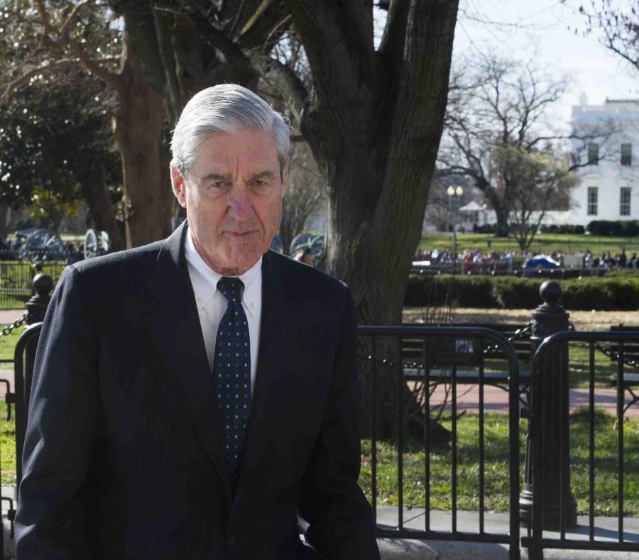 El fiscal especial Robert Mueller, quien estuvo a cargo de la investigación (semisquare-x3)