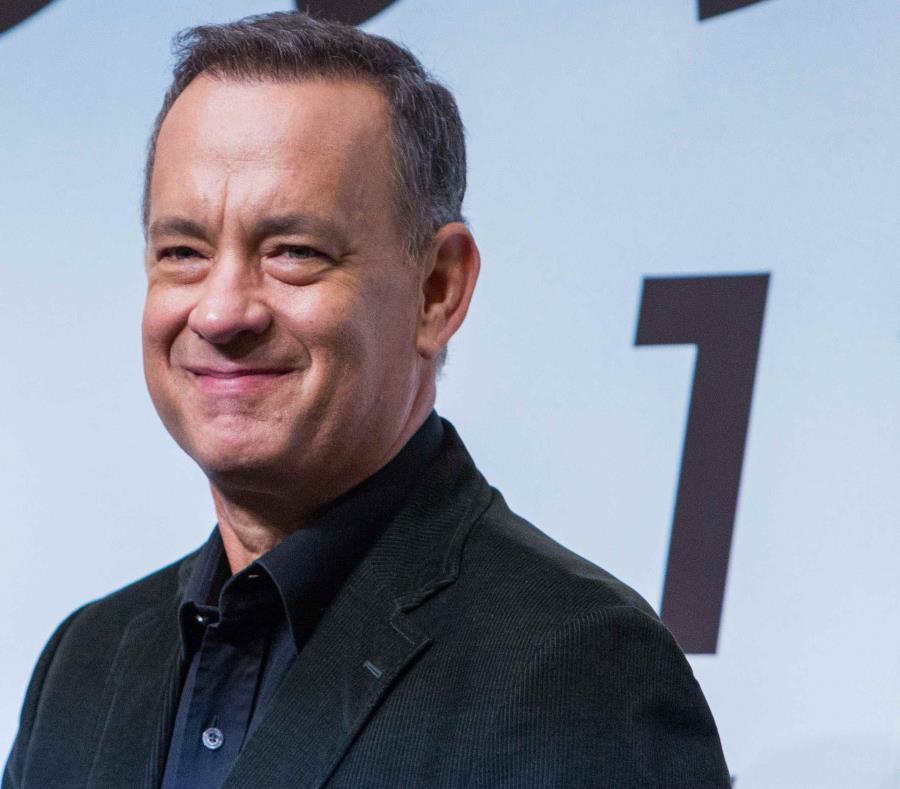 El actor Tom Hanks. (GFR Media) (semisquare-x3)