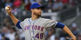 Los Mets están preocupados por el codo derecho de deGrom