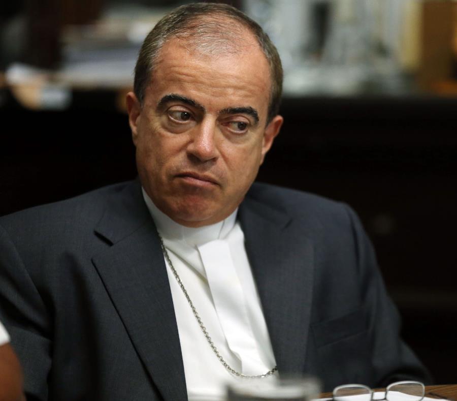 Roberto González Nieves, Arzobispo de San Juan. (GFR Media) (semisquare-x3)