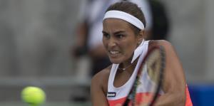 Mónica Puig avanza a la segunda ronda en Connecticut