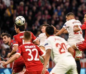 Bayern somete al Sevilla y avanza a semifinales en la Liga de Campeones