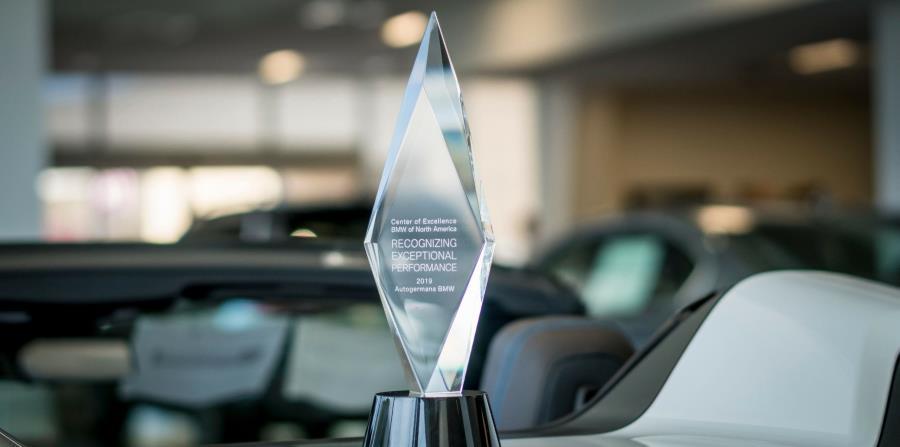 Autogermana recibió en marzo el reconocimiento Center of Excellence 2019 por parte de la automotriz alemana BMW. (Suministrada)