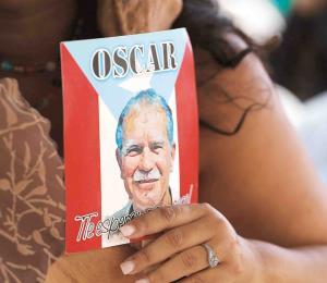 Oscar regresa a su nación puertorriqueña