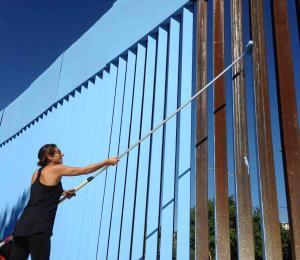 Mitades indisolubles desde la frontera