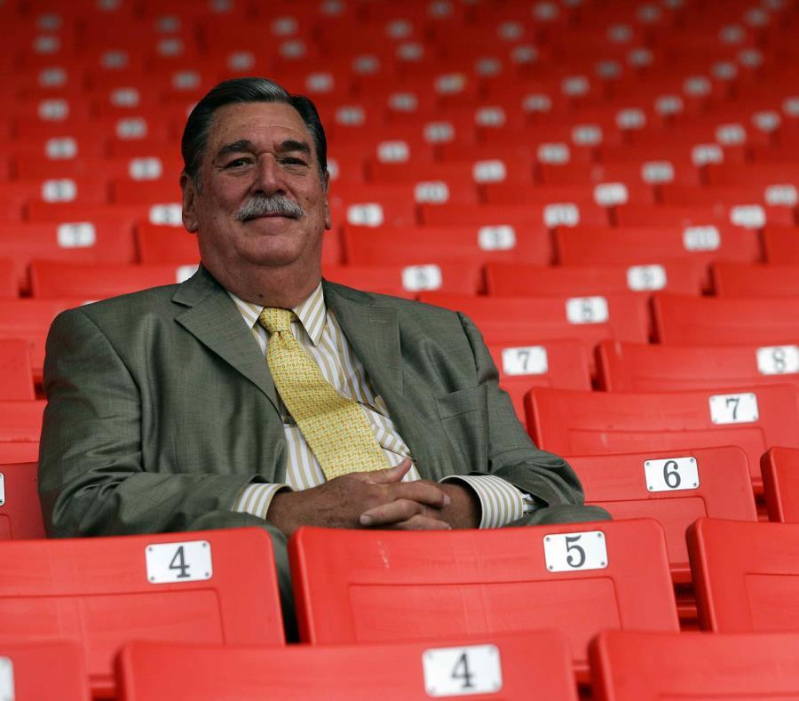 Bajo su incumbencia de José Andreu García la Liga de Béisbol sufrió varios cambios. (GFR Media) (semisquare-x3)