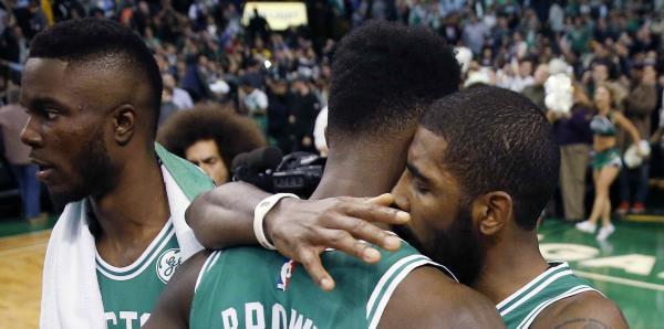 Los Celtics se apoderan del primer puesto en el escalafón de ESPN