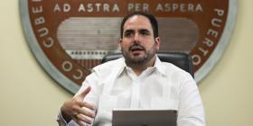 Christian Sobrino busca aclarar dudas en Washington sobre el gobierno de Puerto Rico