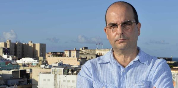 Presentan en Cuba novela del boricua Eduardo Lalo