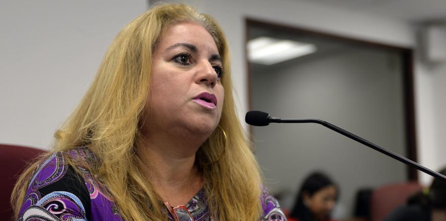 Carmen Lebrón González, procuradora interina. (GFR Media) (horizontal-x3)
