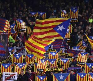Protestas amenazan la celebración del clásico español entre Barcelona y Real Madrid