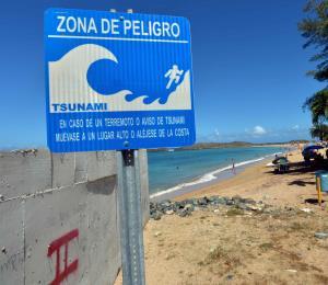 La Cámara investigará los protocolos de tsunami en la isla
