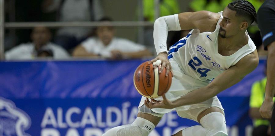 Gian Clavell juega para el Movistar Estudiantes.  (GFR Media) (horizontal-x3)