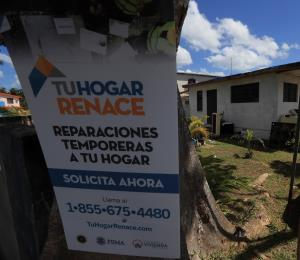 Multi-million dollar contracts for Tu Hogar Renace