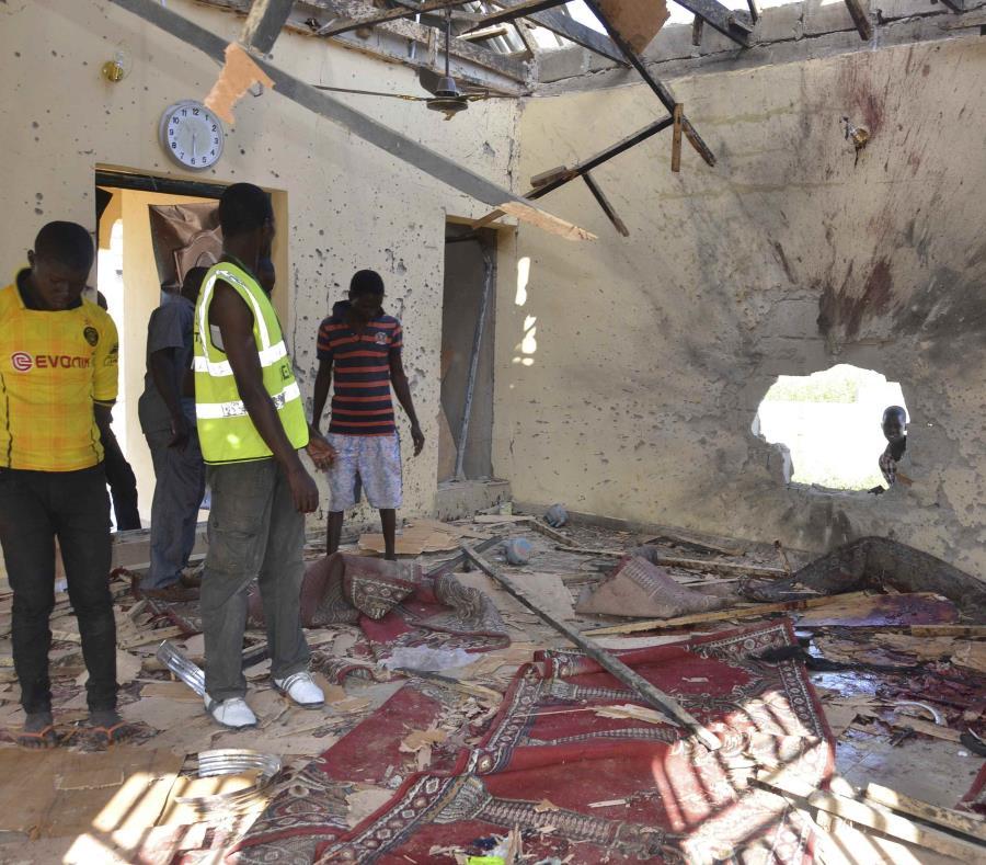 Ataque terrorista en Nigeria deja 65 muertos