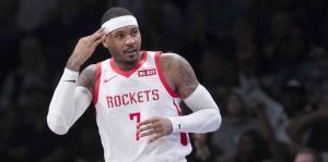 Los Rockets y los Bulls finalizan acuerdo por Carmelo Anthony