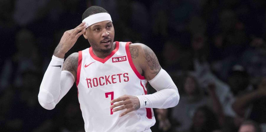 ¿Tendrá Carmelo Anthony algún impacto en Portland? - El Nuevo Dia.com