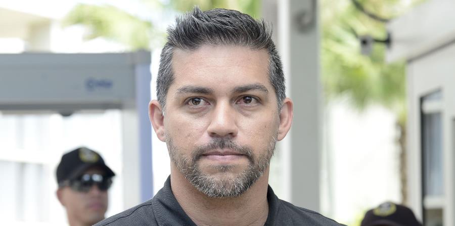 El exsecretario de Deportes, Ramón Orta (horizontal-x3)