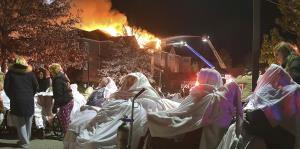 Masivo incendio en hogar para envejecientes de Pensilvania