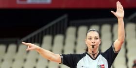 Sigue la espera para las mujeres árbitros en el BSN