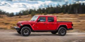 "Jeep busca redefinir la ""pickup"" mediana"