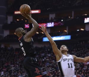 Los Rockets suman 12 victorias al hilo