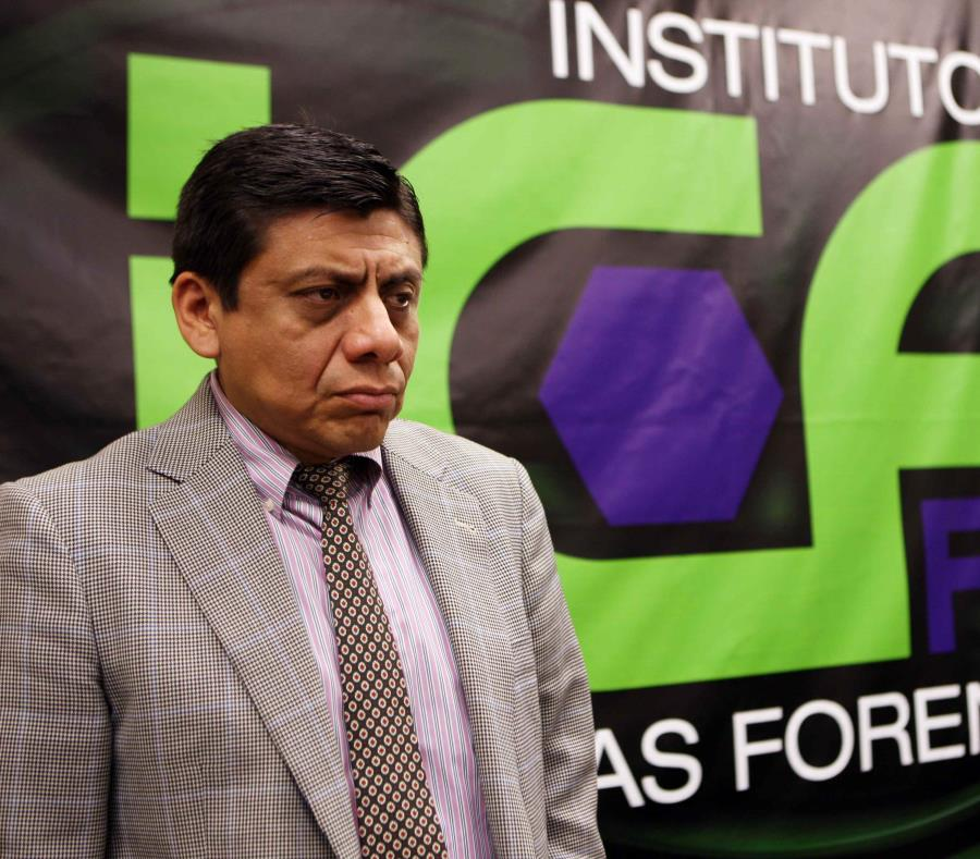 Fachada del NegociaCarlos Chávez fue director auxiliar de la División de Investigación Médico-Legal y Toxicológica. (GFR Media)do de Ciencias Forenses. (GFR Media) (semisquare-x3)