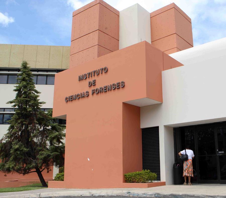 Sede del Negociado de Ciencias Forenses. (GFR Media) (semisquare-x3)